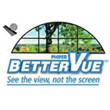 "96"" X 100' Bettervue Invisible Screen Roll"
