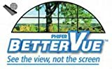 60'' x 100ft BetterVue Invisible Screen Roll