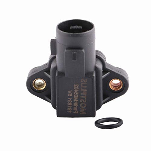 MOSTPLUS Manifold Absolute Pressure Sensor MAP Sensor For Honda Acura Isuzu (Honda Civic Map Sensor)