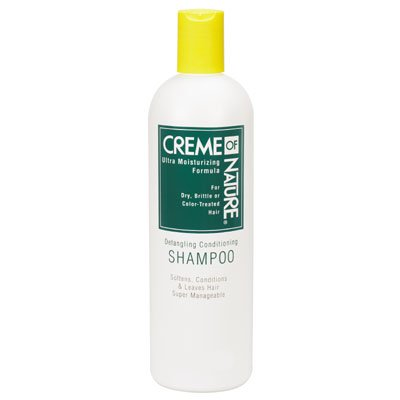 Creme of Nature Detangling Conditioning Shampoo - Ultra Moisturizing Formula: 8.45 OZ (Moisturizing Formula Ultra)