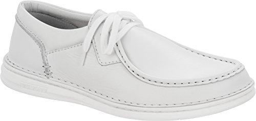 Birkenstock , Chaussures de ville à lacets pour homme blanc Weiß
