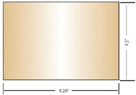 SHADE 10 WELDING FILTER PLATE 4.5 x 5.25 HARDENED GLASS LENS WELDING 3,5,10 or15