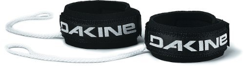Dakine Fin Bodyboard Leash, Black
