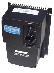 Leeson Speed Master DC Motor Control #174102 - NEMA 4 - 90/180V DC 1/8HP to 2HP Non-Reversing
