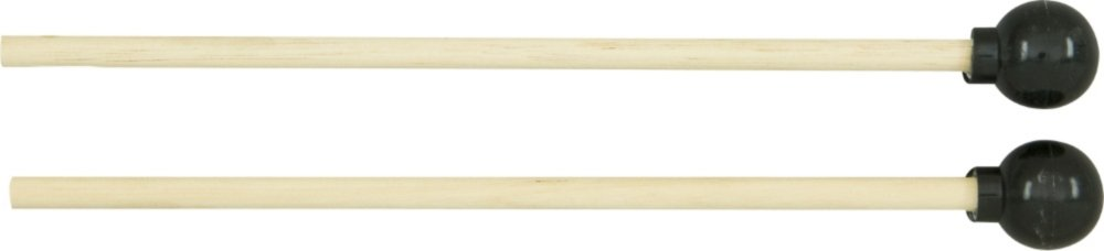 Rhythm Band RB2312 Medium-Density Rubber Mallets 7 3/4