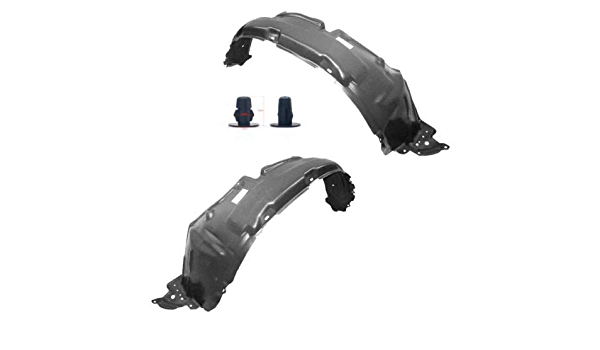 Details about  /New Right Side Plastic Front Fender Liner For Toyota RAV4 2006-2012 TO1249144