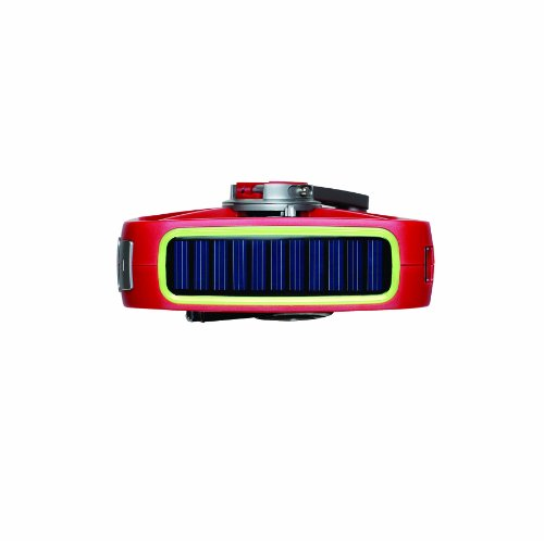 Eton FRX3 Hand Turbine AM / FM NOAA Weather Alert Radio with Smartphone Charger - Red, NFRX3WXR by Eton (Image #5)
