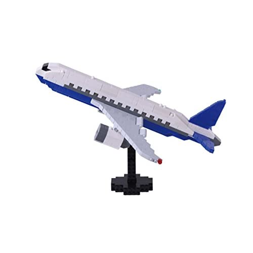 Nanoblock - NBM-013 - Airliner - 500 pièces