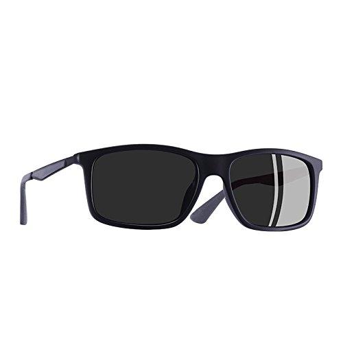 gafas Classic Anteojos gafas C1 Gafas sol polarizadas Guía Piazza hombres macho Gafas C4 telón de de UV400 TIANLIANG04 OqdTxpwvgg