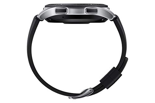 Samsung SM-R805FZSADBT Galaxy Watch 46 mm (LTE), Argento 5