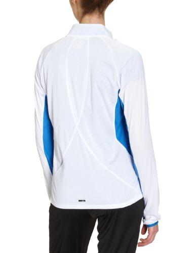 PUMA - Camiseta de running para mujer blanco