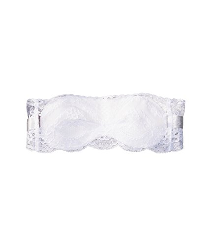 L'Agent by Agent Provocateur Women's Julina Eyemask White One - Sunglasses Agent L
