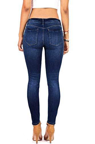 Jeans Bleu Jeans Ybenlover Bleu Femme Ybenlover Femme Jeans Ybenlover UvAUqxP