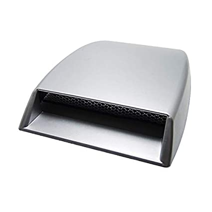 Symboat Car-Styling Adesivo universale per auto Air Flow Intake Scoop Turbo cofano