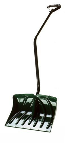 Suncast SC3250 18-Inch Snow Shovel/Pusher Combo...