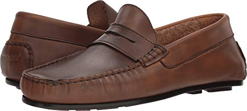 (Sebago Mens Tirso Penny Tan Leather 13 M)