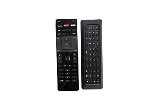 hotsmtbang Replacement Remote Control for Vizio D58U-D3 D65U-D2 E55U-D0 XRT132 E70U-D3 P50-C1 P55-C1 M602IBE M401i-A3 M471i-A2 M651d-A2 M651D-A2R Smart 4K Ultra HD LED HDTV TV