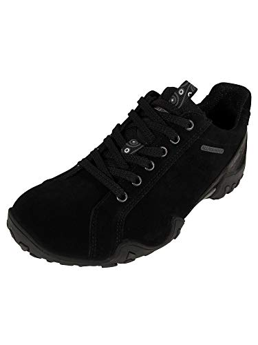 Allrounder Womens Funny Trend Active Shoes, Black Suede 84, US 7