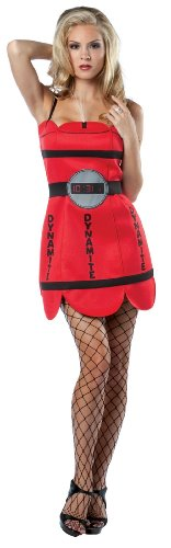 She's Dynamite Light-Up Adult Costume - Shes Dynamite Costumes