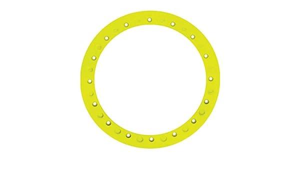 "STI HD Beadlock Replacement Beadlock Ring 14/"" Yellow 14HBR8"