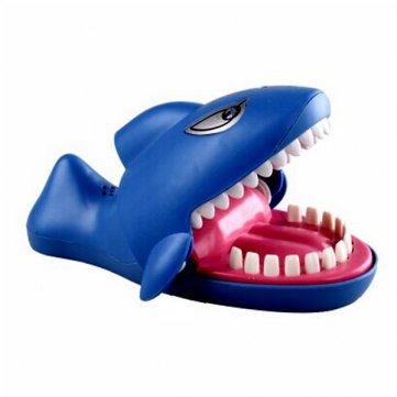 Bheema Bite Hand Finger Tricky Joke Spoof Big Mouth Shark