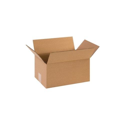 "Box Helmets Corrugated Boxes, 12"" x 8"" x 6"" - 25 each per..."