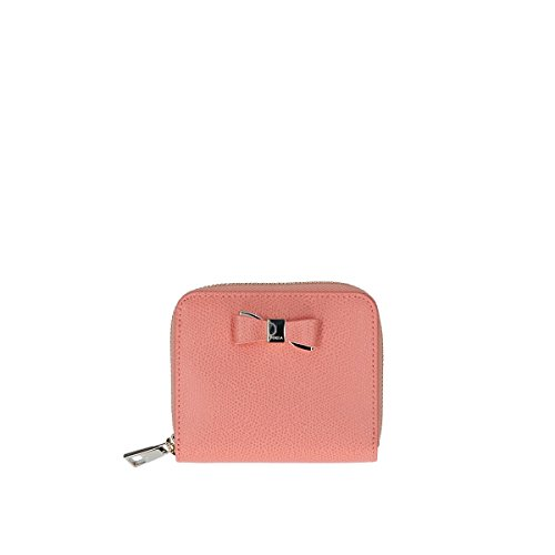 Furla Asia Woman Wallet S Zip Around Peach