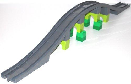 LEGO® DUPLO® Eisenbahn Brücke in Polybag