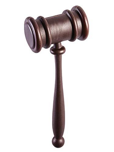 Forum Novelties Plastic Judge's Gavel