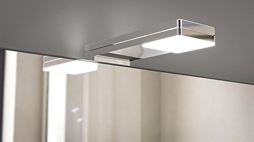Lampada da bagno ORION tecnologia led applique specchio: Amazon.it ...