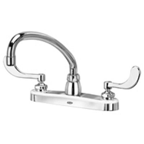 (Zurn Z871J4-XL-22F Aqua Spec Kitchen Sink Faucet with 9-1/2