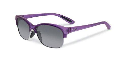Femme Black soleil Rsvp Frosted Lunettes de Oakley Purple Gradient Grey Orchid 8qIwaTn