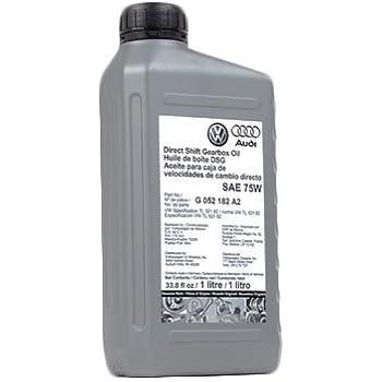 DSG Transmission Oil G052182A2