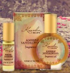 Kuumba Made Fragrances (Enchantment, 1/8oz (3.70ml))