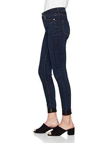 Blue Denim Slim Jeans Denim Vero Moda Donna Blu Dark Blue Dark qAx1zw