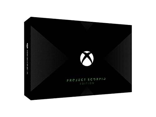 Xbox One X 1TB Limited Edition Console - Project Scorpio Edition