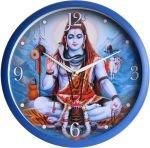 Gorgeous Shiva meditation Clock