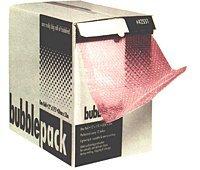 Aviditi Polyethylene Anti-Static Bubble Dispenser Pack, 50' L x 24