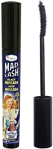 Mad Lash Mascara, black, Water-resistant, Smudge-Proof, Cruelty-Free,0.27 Oz