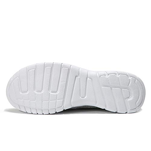 new style aa7cc bdb7c Sneakers Chaussures Stretch Sports Chaussettes Baskets G De Femme Plates  Ciellte Couleur Unie Stylish Haut Léger ...