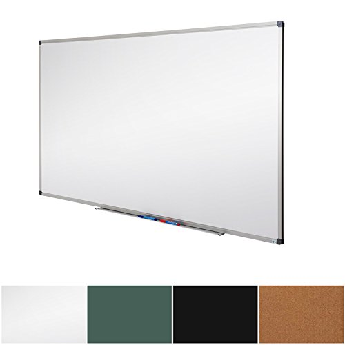 Master of Boards White Board | Magnet Dry Erase Board | Magnetic Message and Memo Planner for Commercial or Private Use | 4 Sizes | 12