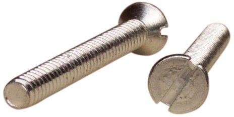 Pack of 100 6-32 x 1-1//2 Morris 30320 Flat Head Machine Screw