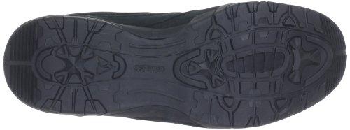 Dachstein de New unisex de Schwarz negro cuero York Zapatos Schwarz senderismo 1300 HqBrHW6pTw