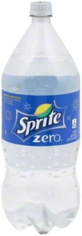Soft Drinks: Sprite Zero