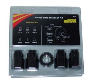 Kastar 938 Wheel Stud Installer Kit