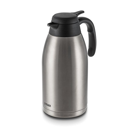 Tiger Thermal Insulated Carafe, 68-Ounce, Stainless by Tiger Corporation