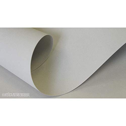 Hahnemuhle Bugra, Marble Grey # 317, 33'' x 41'', 130 GSM (10 Sheet Package) by Bugra Paper