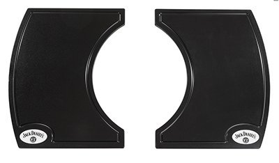 Primo Grills 911 ''Jack Daniel's'' Edition 2-Piece Island Side Shelves Set for Grills by Primo Grills