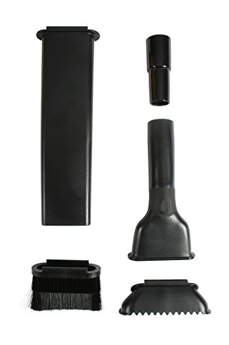 Cen-Tec Systems 93103 Universal Vacuum Attachment Kit, Black