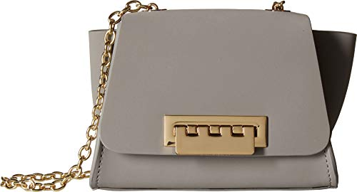 Eartha Womens ZAC Mini Zac Gargoyle Chain Crossbody Suede Posen q1zFBxw7